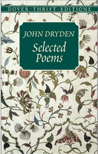 Selected Poems (e-bok) av John Dryden