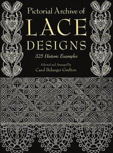 Pictorial Archive of Lace Designs (e-bok) av