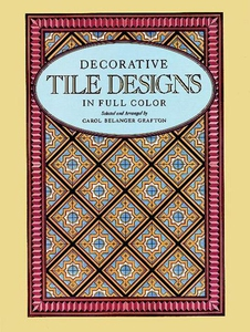 400 Traditional Tile Designs in Full Color (e-b