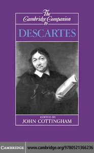 The Cambridge Companion to Descartes (e-bok) av