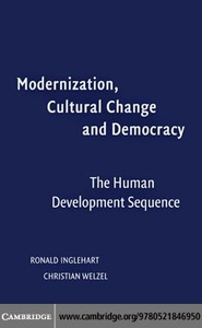 Modernization, Cultural Change, and Democracy (