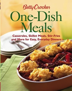 Betty Crocker One-Dish Meals (e-bok) av Betty C