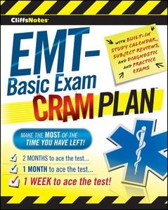 CliffsNotes EMT-Basic Exam Cram Plan (e-bok) av