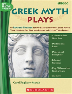 Greek Myth Plays (e-bok) av Carol Pugliano-Mart