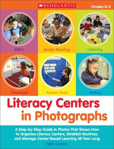 Literacy Centers in Photographs (e-bok) av Nikk