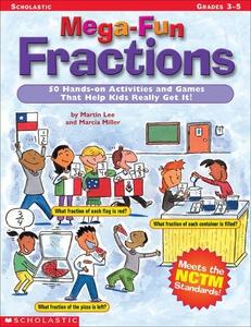 Mega-Fun Fractions (e-bok) av Marcia Miller, Ma