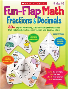 Fun-Flap Math (e-bok) av Liane B. Onish