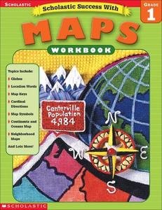 Scholastic Success With Maps (Grade 1) (e-bok)