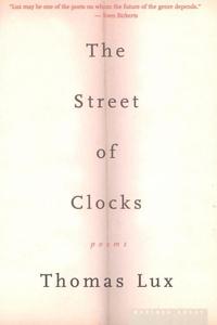 The Street of Clocks (e-bok) av Thomas Lux