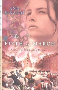 The Fifth of March (e-bok) av Ann Rinaldi