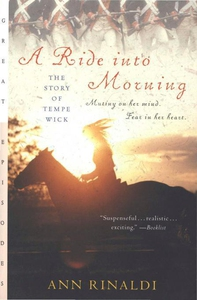 A Ride into Morning (e-bok) av Ann Rinaldi