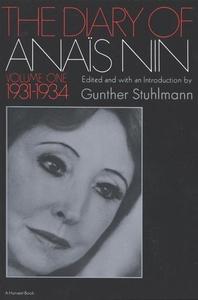 The Diary of Anais Nin Volume 1 1931-1934 (e-bog) af Anaïs Nin, Anais Nin