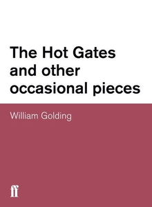 The Hot Gates and other occasional pieces (e-bo