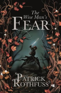 The Wise Man's Fear (ebok) av Patrick Rothfus