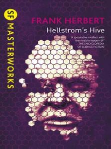 Hellstrom's Hive (ebok) av Frank Herbert
