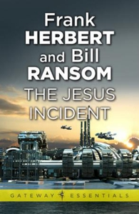 The Jesus Incident (ebok) av Frank Herbert, B