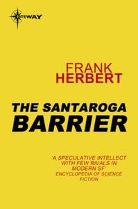 The Santaroga Barrier (ebok) av Frank Herbert