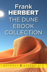 Dune: The Gateway Collection (ebok) av Frank