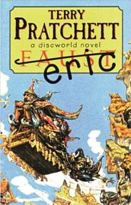 Eric (ebok) av Terry Pratchett