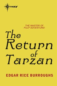 The Return of Tarzan (ebok) av Edgar Rice Bur