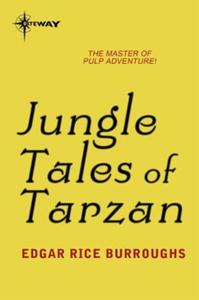 Jungle Tales of Tarzan (ebok) av Edgar Rice B