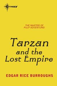 Tarzan and the Lost Empire (ebok) av Edgar Ri