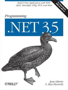Programming .NET 3.5 (e-bok) av Jesse Liberty,
