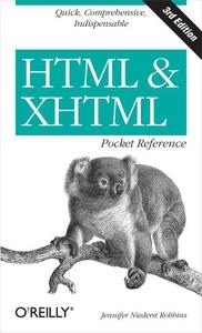 HTML and XHTML Pocket Reference (e-bok) av Jenn