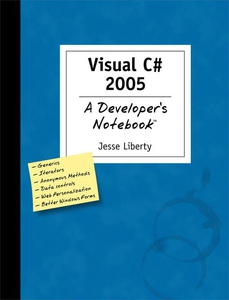 Visual C# 2005 (e-bok) av Jesse Liberty