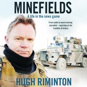 Minefields (lydbok) av Hugh Riminton, Ukjent