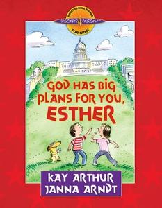God Has Big Plans for You, Esther (e-bok) av Ka