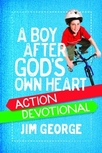 A Boy After God's Own Heart Action Devotional (
