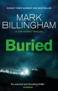 Buried (ebok) av Mark Billingham