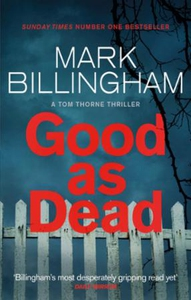 Good As Dead (ebok) av Mark Billingham