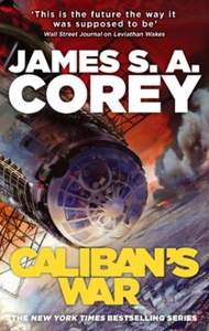 Caliban's War (ebok) av James S. A. Corey
