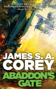 Abaddon's Gate (ebok) av James S. A. Corey
