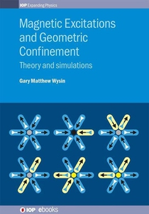 Magnetic Excitations and Geometric Confinement