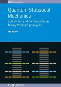Quantum Statistical Mechanics (e-bok) av Phil A