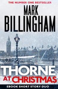 Thorne at Christmas (ebok) av Mark Billingham