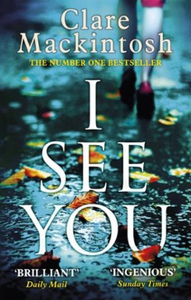I See You (ebok) av Clare Mackintosh