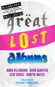 Great Lost Albums (ebok) av Mark Billingham,