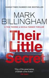 Their Little Secret (ebok) av Mark Billingham