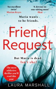 Friend request (ebok) av Laura Marshall