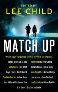 Match up (ebok) av Lee Child, Diana Gabaldon,