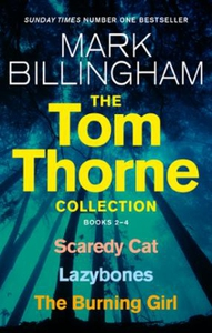 The Tom Thorne Collection, Books 2-4 (ebok) a