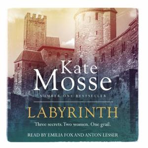 Labyrinth (lydbok) av Kate Mosse