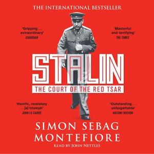 Stalin (lydbok) av Simon Sebag Montefiore