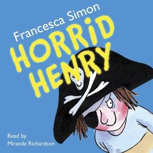 Horrid Henry (lydbok) av Francesca Simon