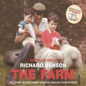 The Farm (lydbok) av Richard Benson, Ukjent