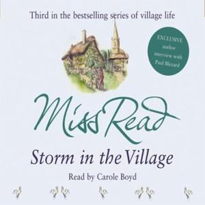 Storm in the Village (lydbok) av Miss Read